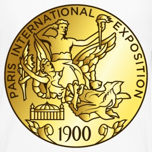 PARIS INTERNATIONAL EXPOSITION 1990 - Men's Premium Long Sleeve T-Shirt