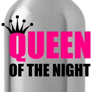 queen of the night Women's T-Shirts - Water Bottle