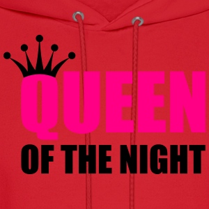 queen of the night Women's T-Shirts - Men's Hoodie