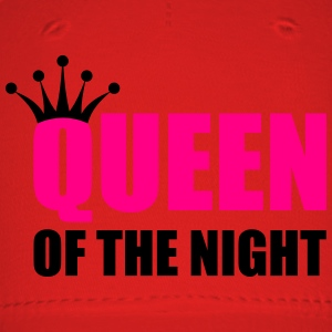 queen of the night Women's T-Shirts - Baseball Cap
