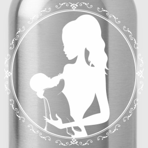 mother mother love bone milf mothers day whore m - Water Bottle