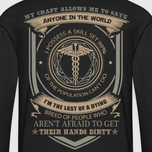 health care health care - Men's Premium Long Sleeve T-Shirt