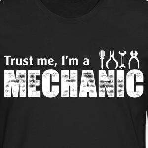 Mechanic vintage mechanic mechanical pliers mec - Men's Premium Long Sleeve T-Shirt