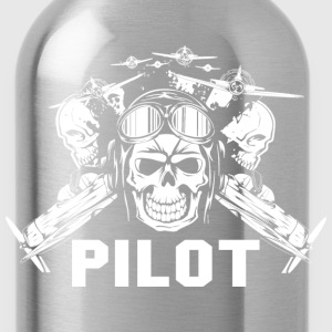 pilot stone temple pilots jet pilot twenty one - Water Bottle