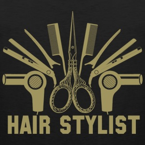 Hair Stylist hair stylist sayings design hair s - Men's Premium Tank