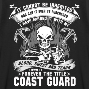 Coast Guard us coast guard coast guard - Men's Premium Tank