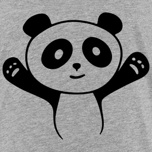 Panda Hug Kids' Shirts - Toddler Premium T-Shirt