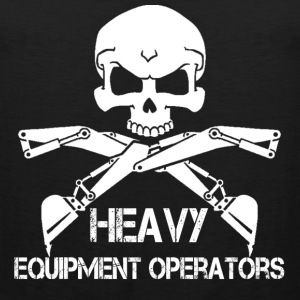 Heavy Equipment Operator sexy heavy equipment op - Men's Premium Tank