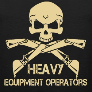Heavy Equipment Operator heavy equipment operato - Men's Premium Tank