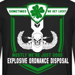 Explosive Ordnance Disposal explosive ordnance d - Men's Premium Long Sleeve T-Shirt