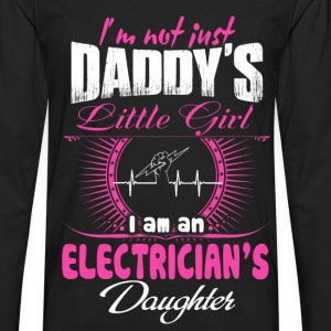 Electrician electrician clothing electrical elec - Men's Premium Long Sleeve T-Shirt