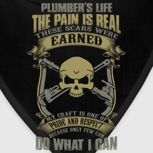 plumber carpenter plumber plumber crack disguise - Bandana