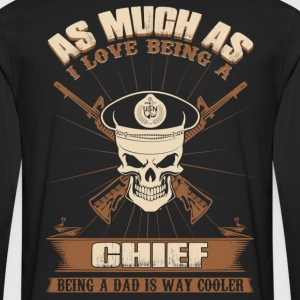 Chief chief poem tecumseh fire chief mischief ma - Men's Premium Long Sleeve T-Shirt