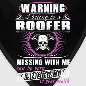 Roofer roofers roofers coffee shop roofer - Bandana