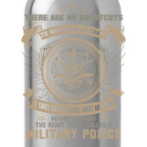 Military police military police - Water Bottle