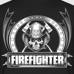 Firefighter firefighter humor wildland firefight - Men's Premium Long Sleeve T-Shirt