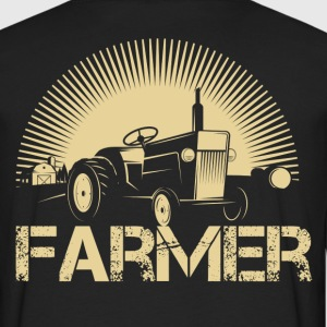 Farmer piglet farmer dirty farmer farmer farmers - Men's Premium Long Sleeve T-Shirt