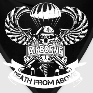 airborne 509th airborne 82nd airborne paratroope - Bandana