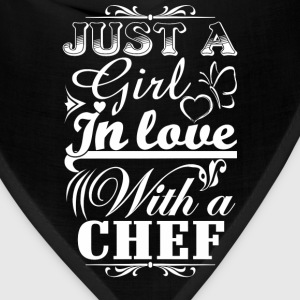 Chef chef funny dinner chef chef (male) funny te - Bandana
