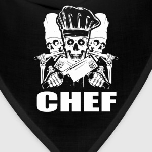 Chef pampered chef cook pastry chef design Chef - Bandana
