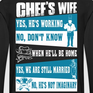 Chef chef muppets swedish pastry-chef top chef c - Men's Premium Long Sleeve T-Shirt