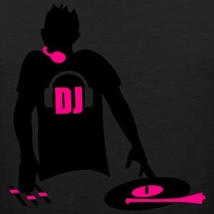DJ Boy T-Shirts - Men's Premium Tank