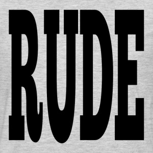 RUDE T-Shirts - Men's Premium Long Sleeve T-Shirt