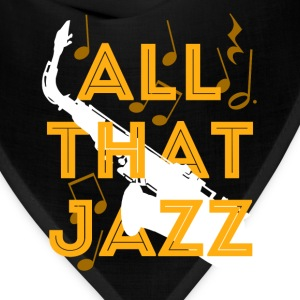 Music All that Jazz T-shirt Mugs & Drinkware - Bandana