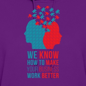 Psychology We know how Psychologist T-shirt Women's T-Shirts - Women's Hoodie