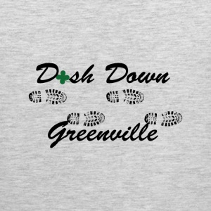 dash down greenville 5k Women's T-Shirts - Men's Premium Tank