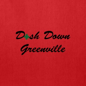 dash down greenville Women's T-Shirts - Tote Bag