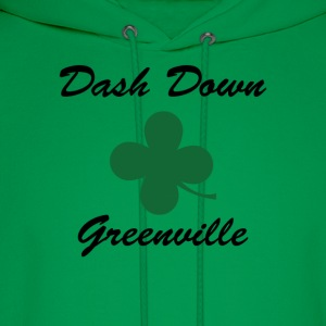 dash down greenville Women's T-Shirts - Men's Hoodie