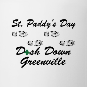 dash down greenville 5k T-Shirts - Coffee/Tea Mug
