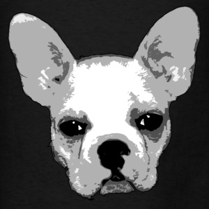 The Frenchie Face Bag - Men's T-Shirt