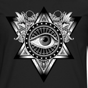 Eye Of Wisdom - Men's Premium Long Sleeve T-Shirt