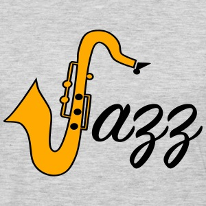 Jazz T-Shirts - Men's Premium Long Sleeve T-Shirt