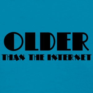 Older than the internet Tanks - Women's T-Shirt