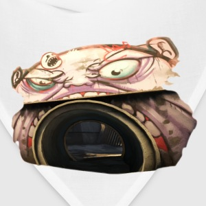 Overpass monster Cs:go T-shirt - Bandana