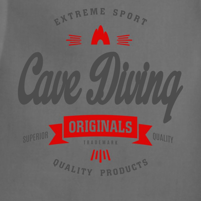 Cave Diving Extreme Sport T-shirt