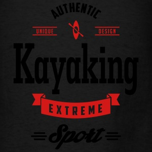 Kayaking Extreme Sport Bags & backpacks - Men's T-Shirt