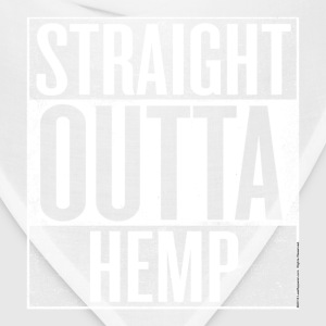 Straight Outta Hemp - Bandana