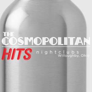 Cosmo / Hits Logo T-Shirts - Water Bottle