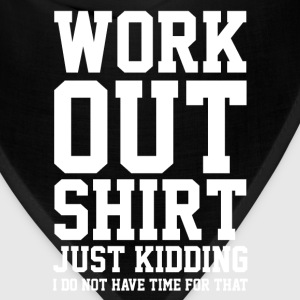Workout shirt - Bandana