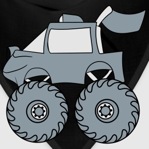 monstertruck T-Shirts - Bandana