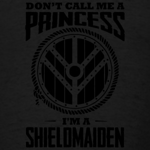 Viking - Don't call me princess Tanks - Men's T-Shirt