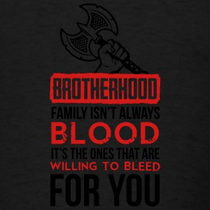 Viking - Brotherhood. Family isn't always blood. Tanks - Men's T-Shirt