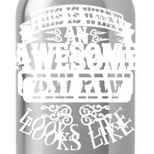Awesome Paw Paw Hoodies - Water Bottle