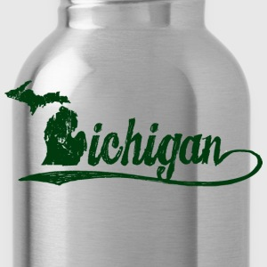 Michigan Script Sweatshirts - Water Bottle