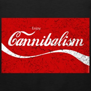Enjoy CANNIBALISM! Bags & backpacks - Men's Premium Tank