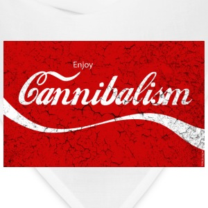 Enjoy CANNIBALISM! T-Shirts - Bandana